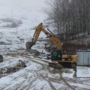 СПб ЖК Альпийская деревня строительство